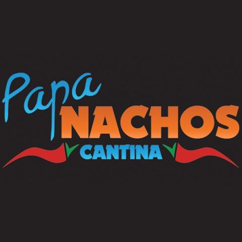 Papa Nachos Cantina-logo