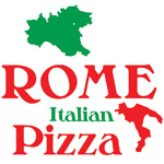 ROME PIZZA HIGH POINT-logo