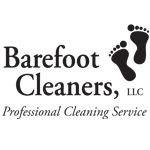 Barefoot Cleaners, LLC-logo