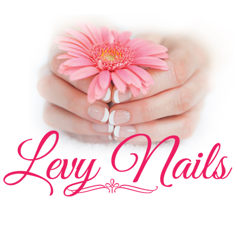 Levy Nails-logo