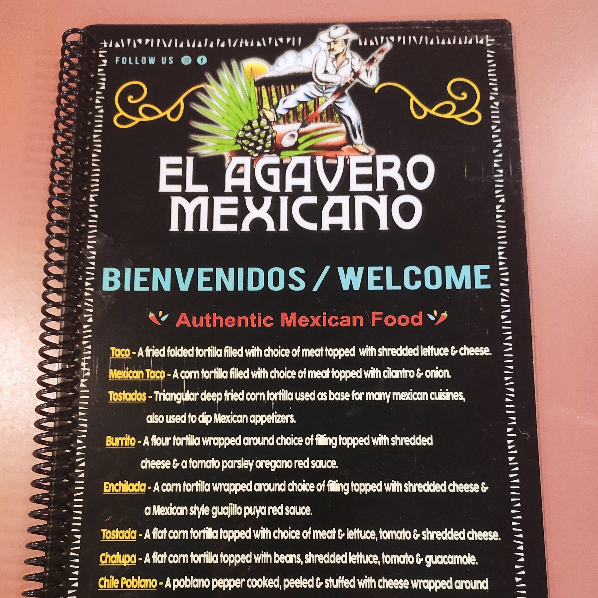 El Agavero Mexicano-logo