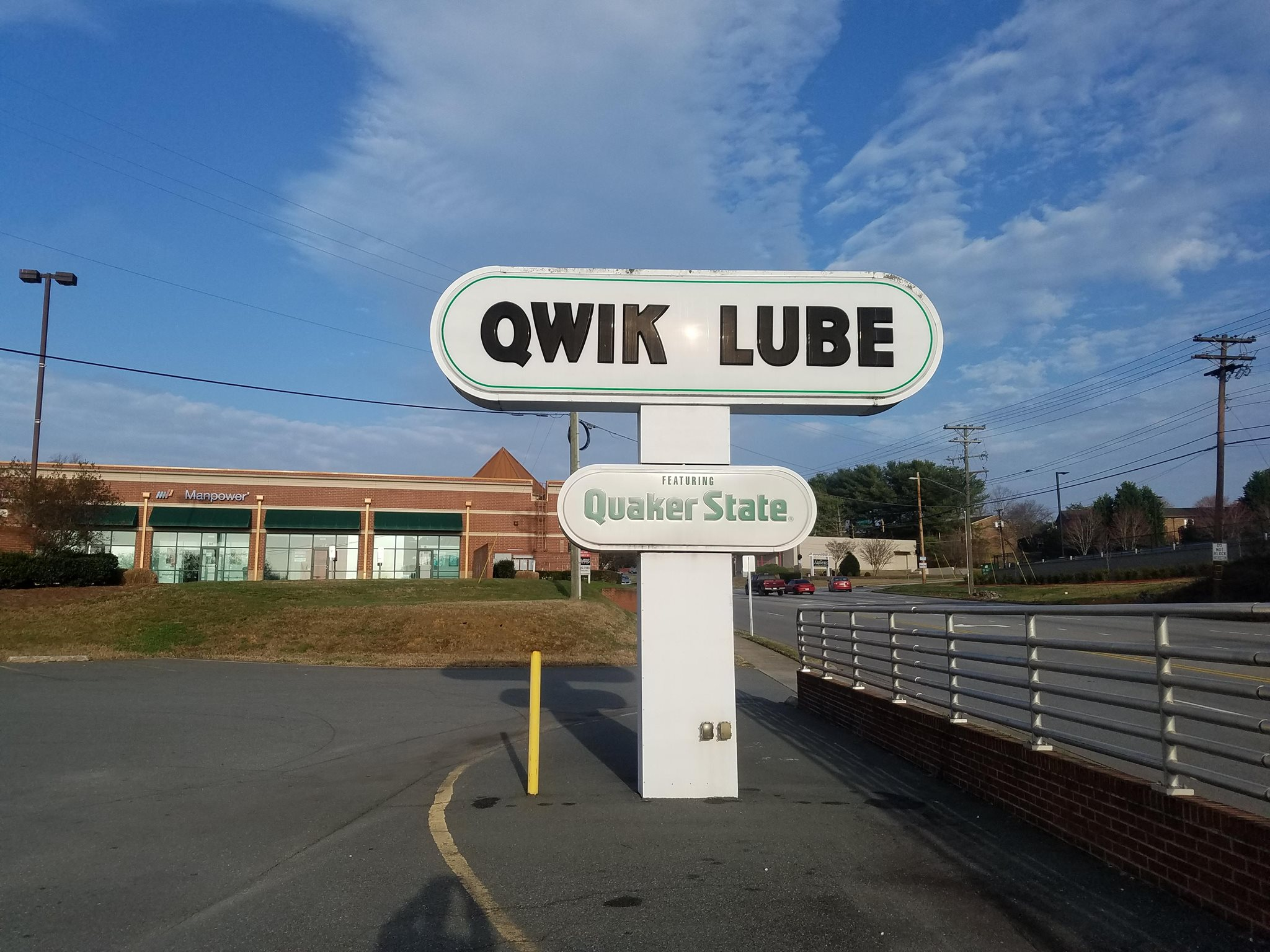 Qwik Lube  Clemmons-logo
