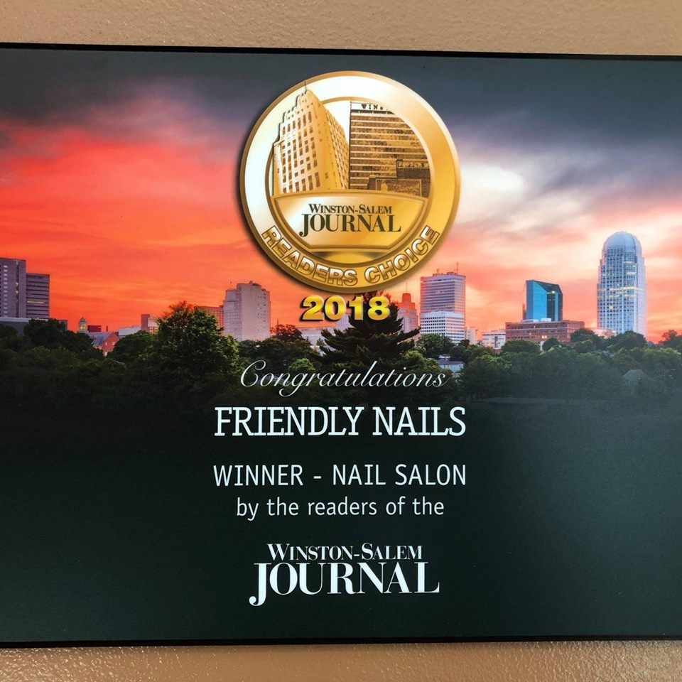 Friendly Nails-logo
