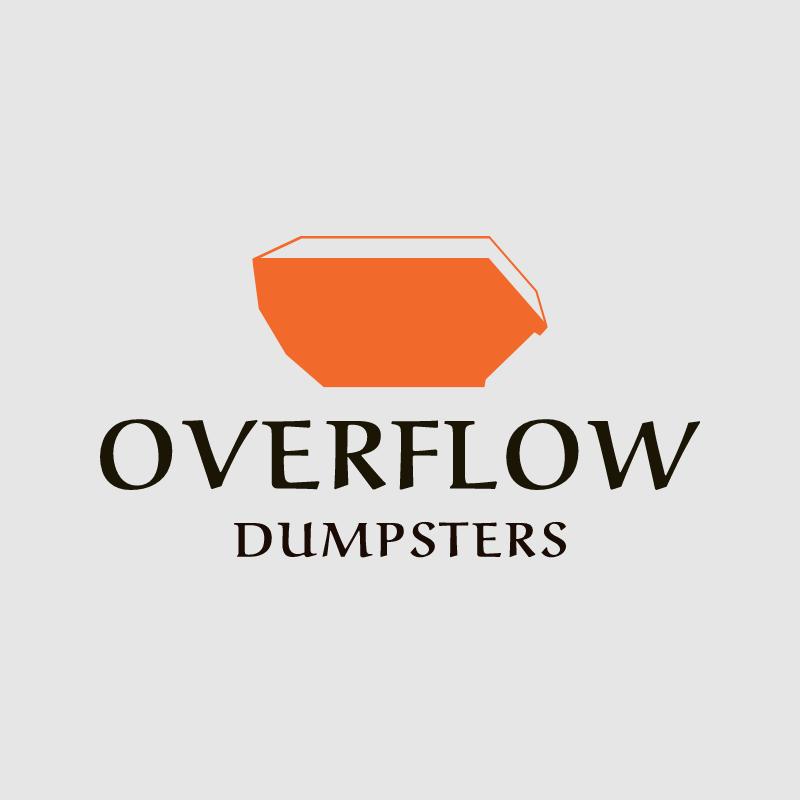 Overflow Dumsters-logo