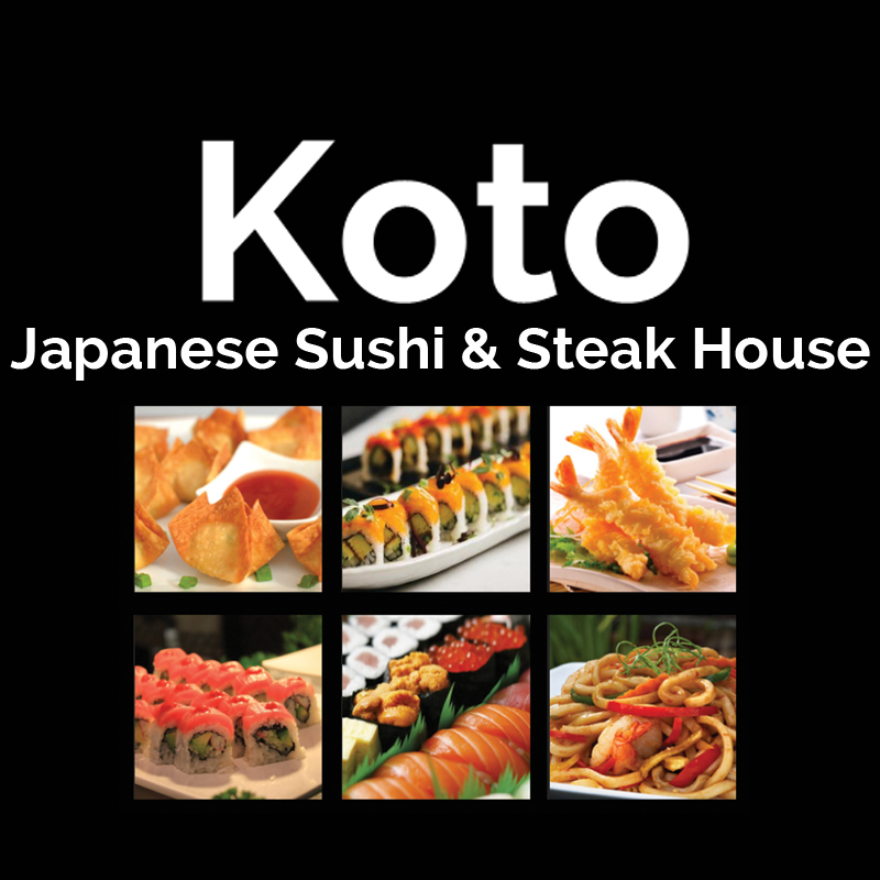 Koto Japanese Sushi & Steak House-logo