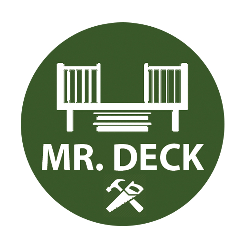 Mr. Deck-logo