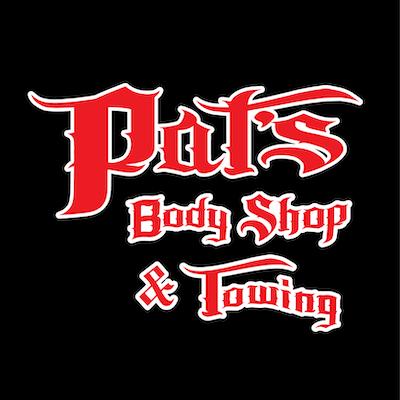 Pat's Body Shop & Towing-logo