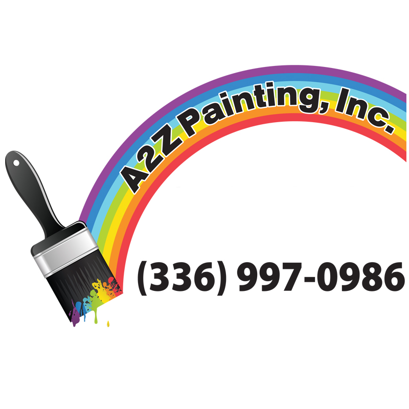 A2Z Painting Co-logo