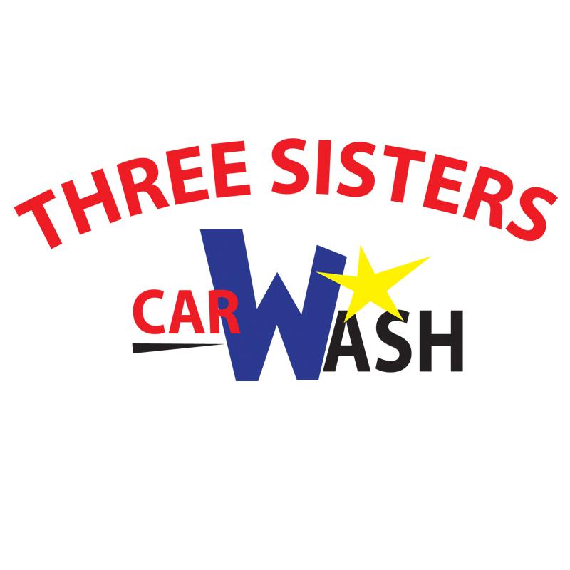 Three Sisters Car Wash-logo