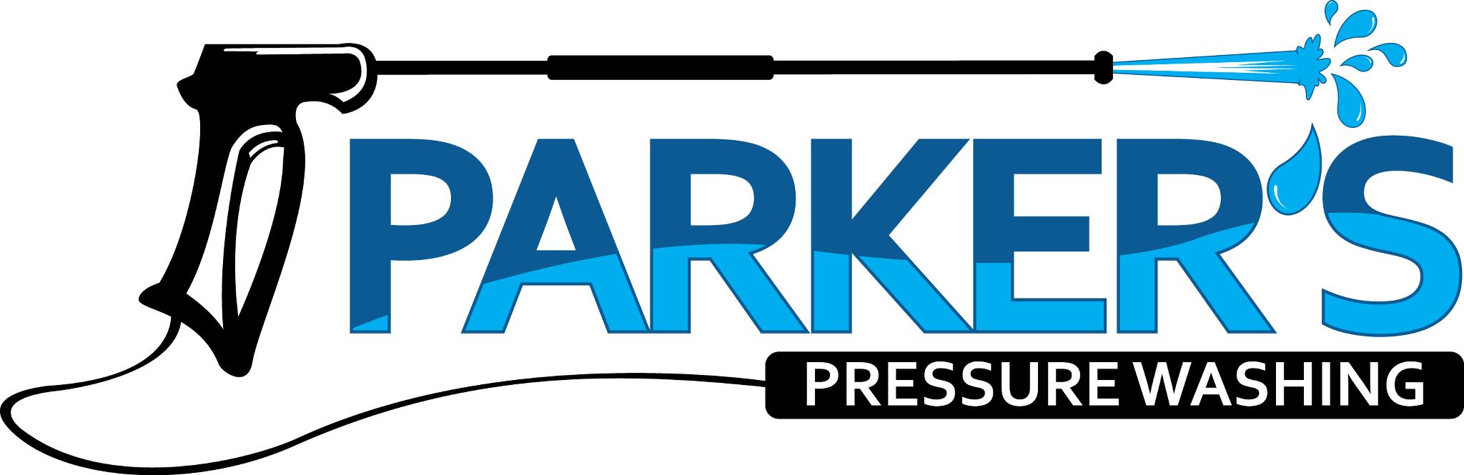 Parker Pressure Washing-logo