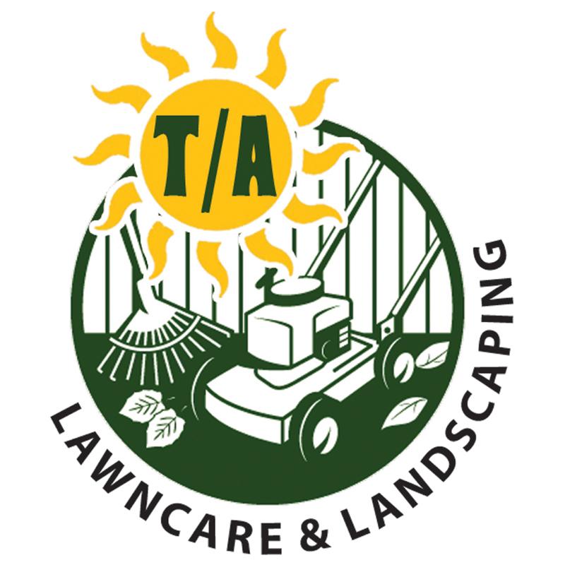 T/A Lawncare and Landscape-logo