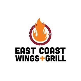 East Coast Wings & Grill-logo