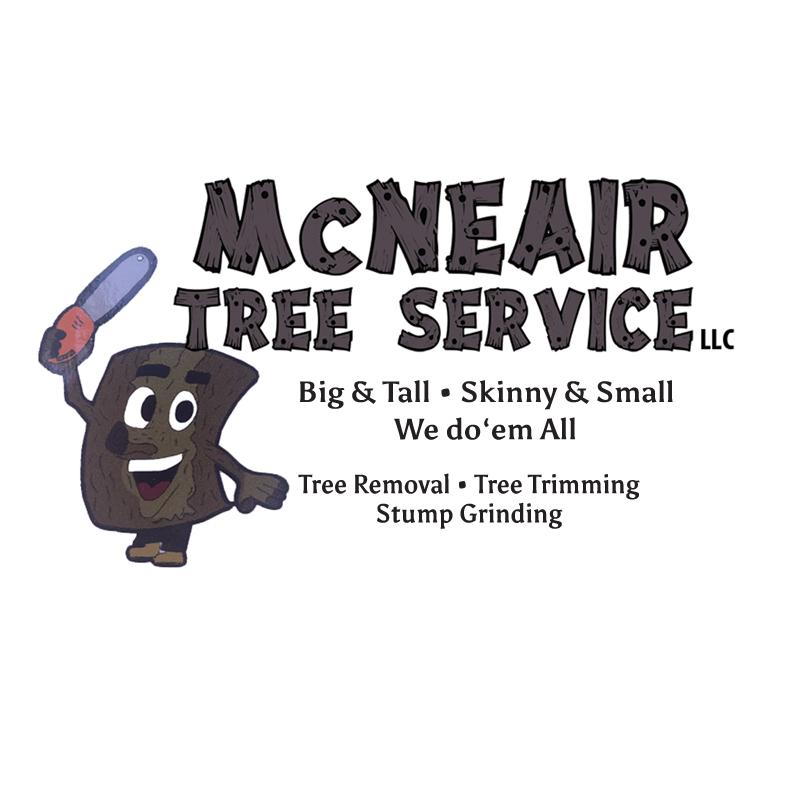McNeair Tree Service LLC-logo