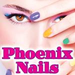 Phoenix Nails-logo