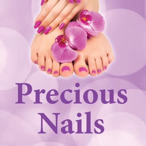 Precious Nails-logo