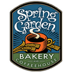 Spring Garden Bakery and Coffee House Logo