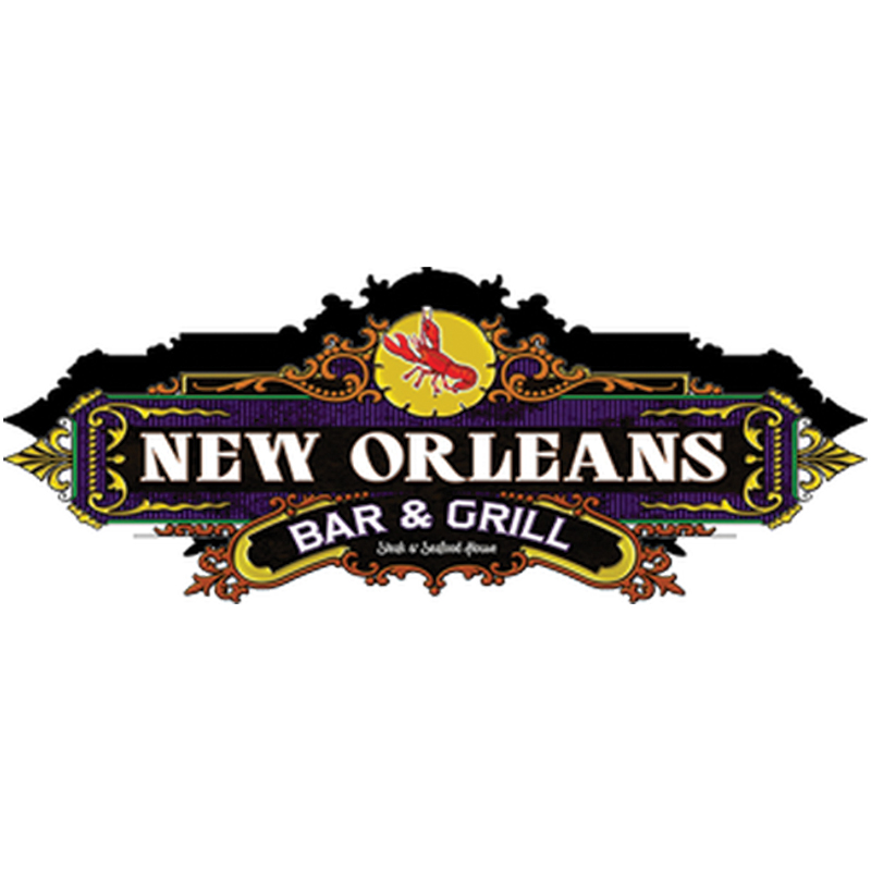 New Orleans Bar & Grill-logo