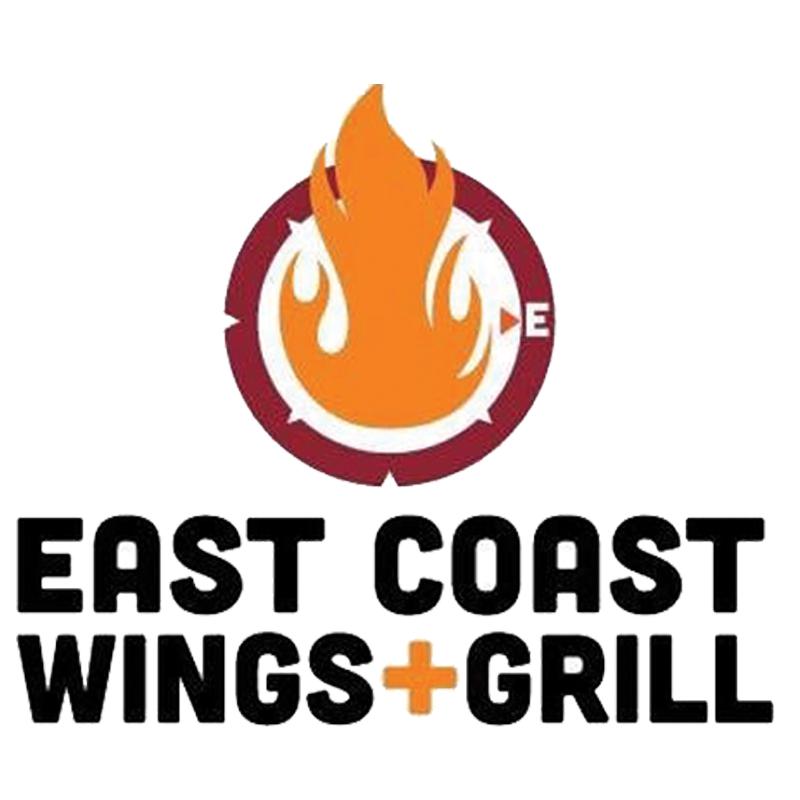 East Coast Wings HIGH POINT Logo