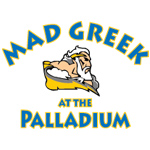 Mad Greek at the Palladium-logo