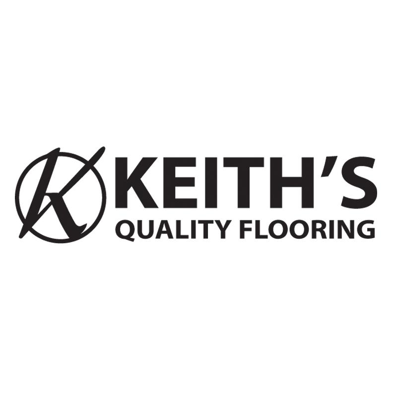 Keith's Quality Flooring-logo