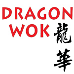 Dragon Wok Chinese Restaurant Logo