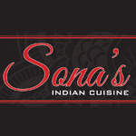 Sona's Indian Cuisine-logo