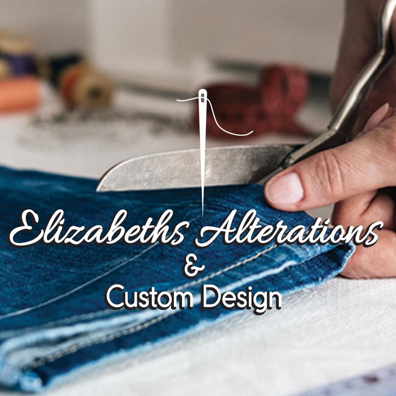 Elizabeth's Alterations and Custom Bridal-logo