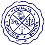 Visit Our Website to Watch Our School Video!  www.VandaliaChristian.com-logo