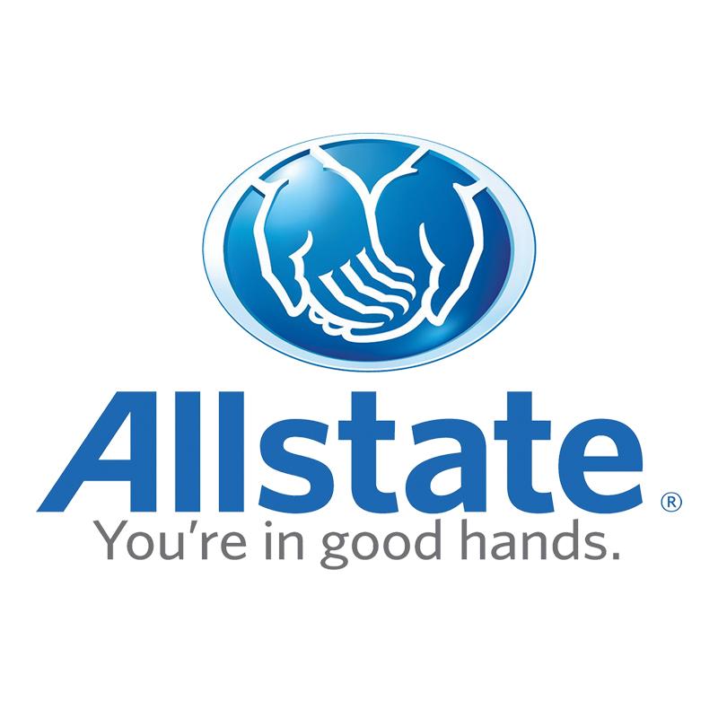 Jordan Davis: Allstate Insurance-logo