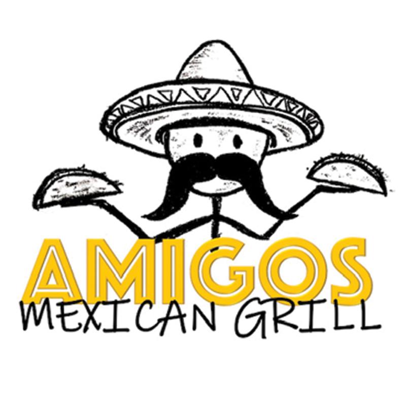 Amigos Mexican Grill-logo