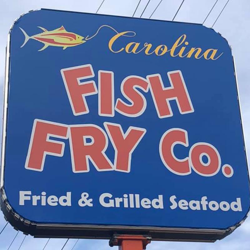 Carolina Fish Fry Co-logo