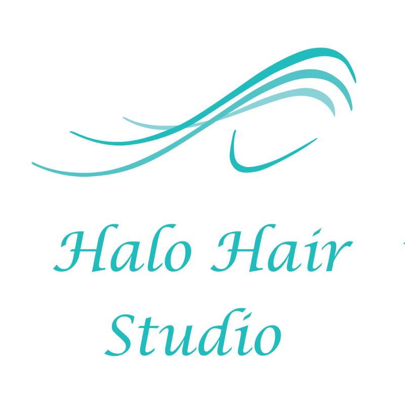 HALO Hair Studio Greensboro-logo