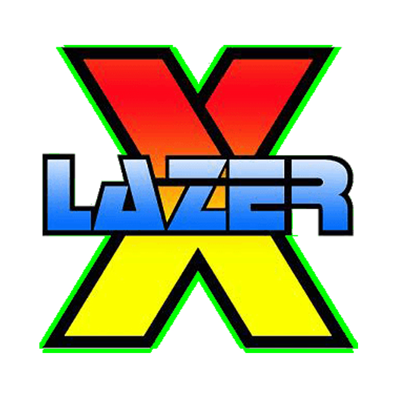 Lazer X - The Family Zone-logo
