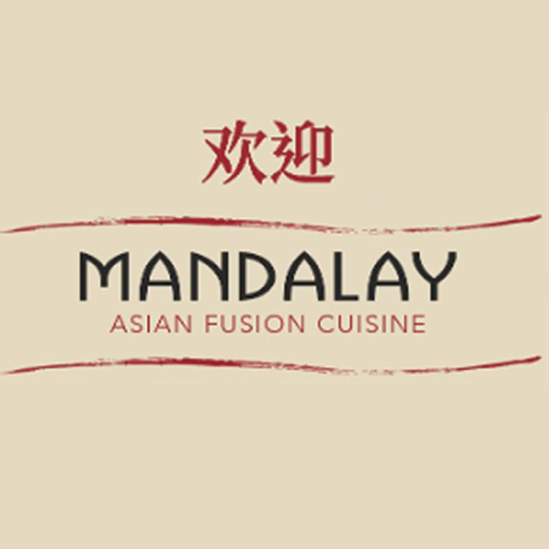 Mandalay Asian Fusion Cuisine-logo