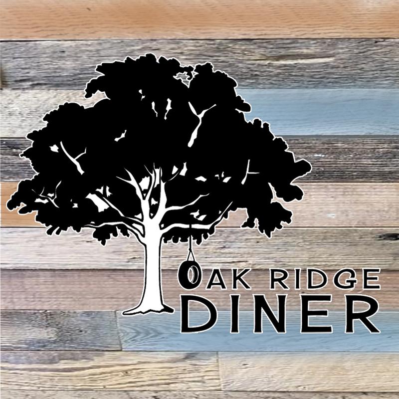 Oak Ridge Diner-logo