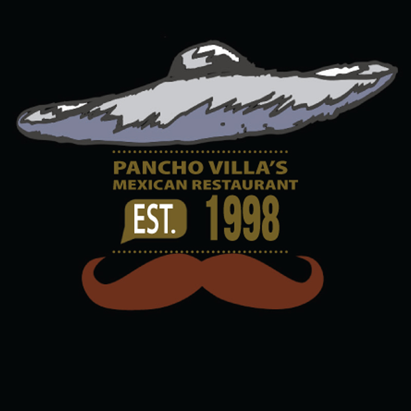 Pancho Villas Mexican Restaurant-logo