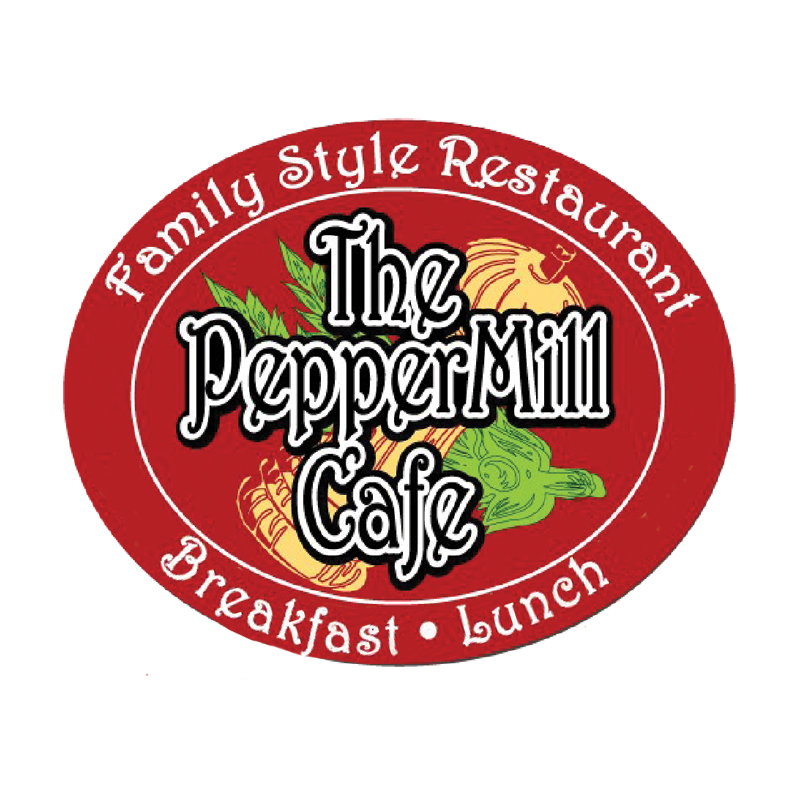 The PepperMill Cafe-logo