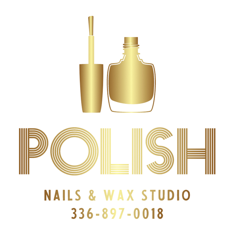 Polish Nails and Wax Studio-logo