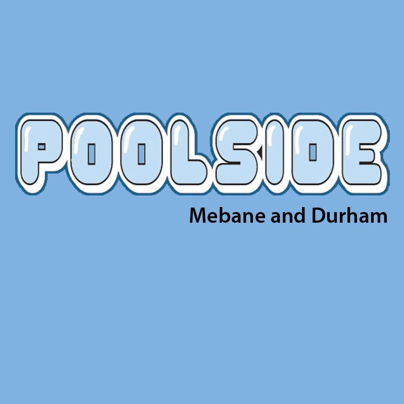 Poolside - Mebane & Durham-logo