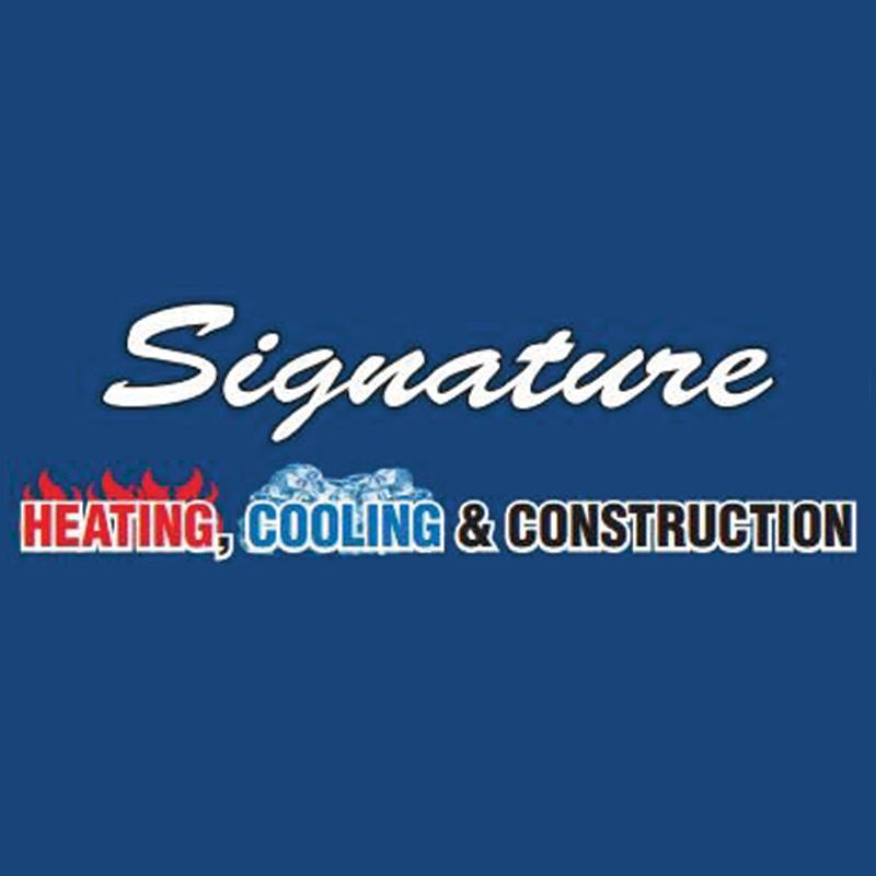 Signature Heating Cooling & Construction-logo