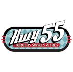 Hwy 55 Burgers Shakes & Fries Mebane-logo
