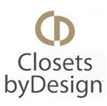 Closets by Design - Imagine Your Home Totally Organized-logo